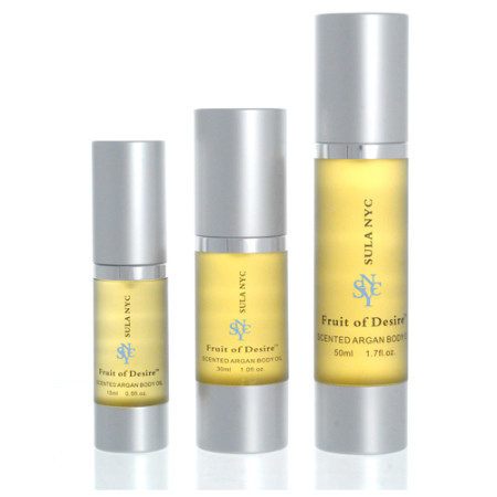 Fruit of Desire Scented Argan Body Oil