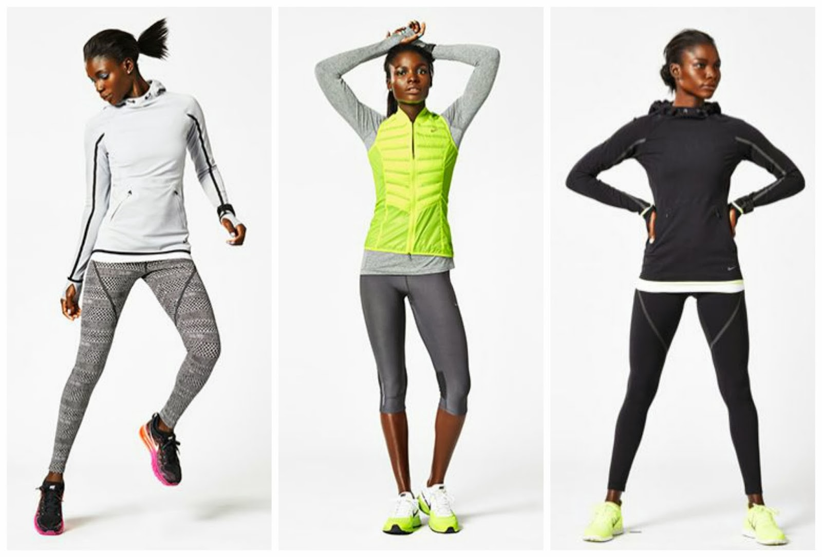 Workout Guide For Women Nike-women-spring-style-guide