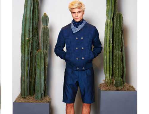 Luxe Spotlight: Brett Johnson Spring/Summer 2017 | New York