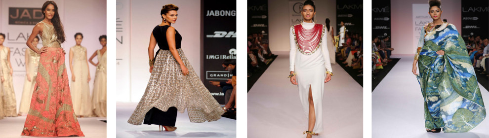 Lakme Fashion Week - Luxe Colore