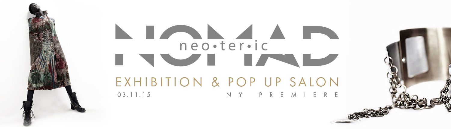 Neoteric Nomad 3 11 15 Nyc