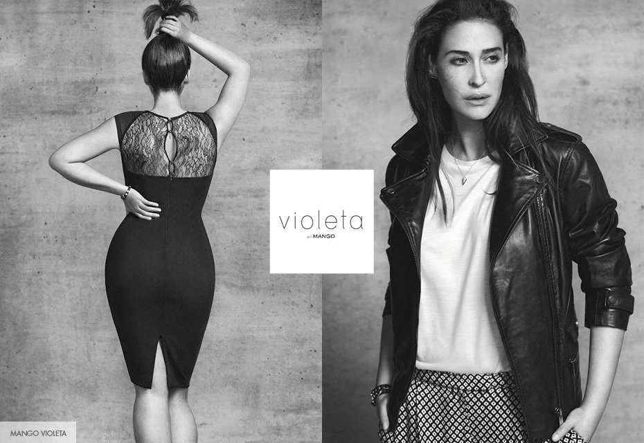 Violeta By Mango Brings Full Figure Fashion To The US ec88193e6b1