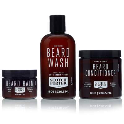 Scotch Porter Beard Care - Luxecolore.com